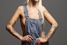 Mood Board Tattoo Photo Shoot