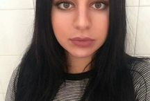 μαλλια μακιγιαζ