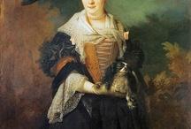 kostýmy baroko