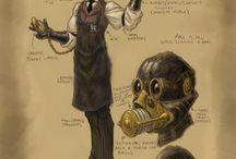 alchemist steampunk
