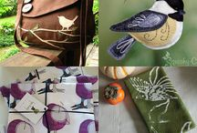Etsy treasuries / Visit these wonderful Esty stores for inspiration