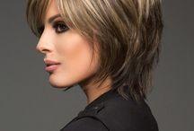 Hairstyle; health, beauty