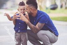 father & soon