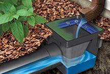 Garden water save