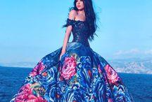 Magical dresses