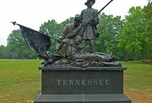 Tennessee C.S.A. / by Attack In Both Directions!