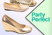 Women Party Wear / party wear footwear. Essentials of any occasion or any dress.