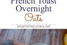 Healthy Recipes for Happy Living // Overnight
