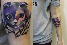 Tattoo Ideas / by Jennifer Peters