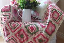 Crochet Blankets / by Patricia Forrest Cramer