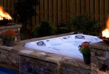 Hot Tubs / Hot, bubbly, relaxing,soothing goodness to be enjoyed all year round.