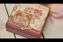 Decoupage and more Video .....How to do it!