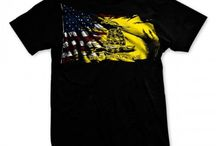Ranger Up Shirts / Veteran designed and veteran made shirts for the military and patriotic Americans who love the Armed Forces and Law Enforcement.