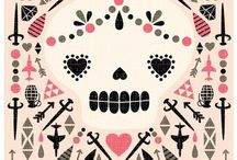 Things i love that rock my world / Art, Fahion, Design, Skulls, Crafts, Colours, Film, Music, Everything! / by Jesstar666