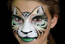 Face painting inspiration / by Jamuna Davies