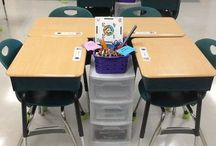Classroom Setup / by Michelle Dupree