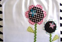 Appliqué for little dresses