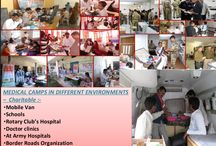 Medical Camp / ‪#‎Medical‬ Camp different in ‪#‎Environment‬ - Charitable via Accuster Technologies Pvt. Ltd.