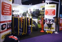 Exhibitions / A view of our stand at the various shows we went to in 2013. Horse of the Year, Your Horse Live and Olympia