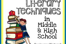 Teaching Middle School English / by Alecia Hinston