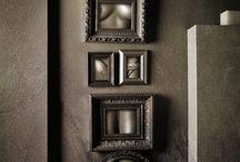 DIY - Frame Wall