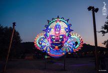 Ozora&Boom festival styles