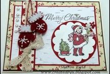Cards Christmas / by Diane Ditzenberger
