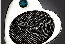 Jewelry Designs / Fingerprint and Handwriting Jewelry