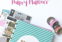 All Things My Big Happy Planner