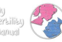 """Fertility friends / Look for the best fertility friends online at """"My Fertility Manual""""."""