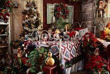 Rustic Christmas/Country Christmas/Traditional Christmas