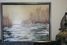 egne malerier