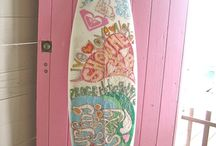Cool and different Surfboards