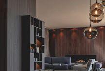 Living room is for enjoy