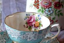Simple Pleasures~ Coffee,Tea & HotCocoa! / by Tulsa Hosmer Schappell