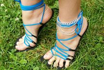 Barefoot sandals