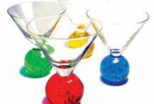 Martini glasses / by Nancy Johnson