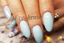 Nail design by me
