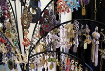 Welcome to DIVA / Samples of some of the pieces at Donna's Infinite Variety of Adornments / by Donna