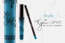 Kylie Jenner Lip Kit Collection / Lip kit collection : shades I have