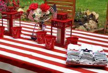 Happy bday America / by Dana Riddle