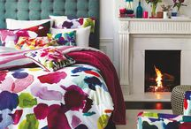 Designs for bedroom linen