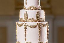 Wedding: Cake Pink