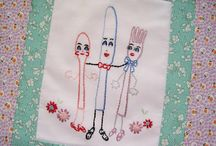 Embroidery / by Bonnie Lloyd