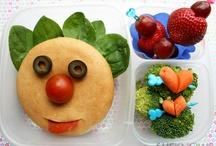 Kiddie Food / Kid appealing meals