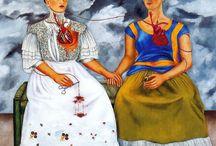 Mexique / Arte que refleja sentimientos de amor y sufrimiento de la misma Frida.