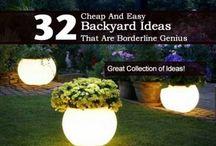 Backyard. Ideas