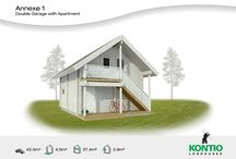 71-120m2 / Plans for houses 71m2 to 120m2