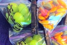 T-ball snacks & party ideas