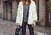 Fur and street style